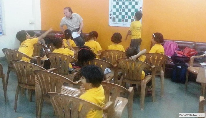 Chess Coaching